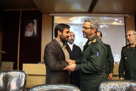 مسئول سازمان بسیج هنرمندان فارس منصوب شد