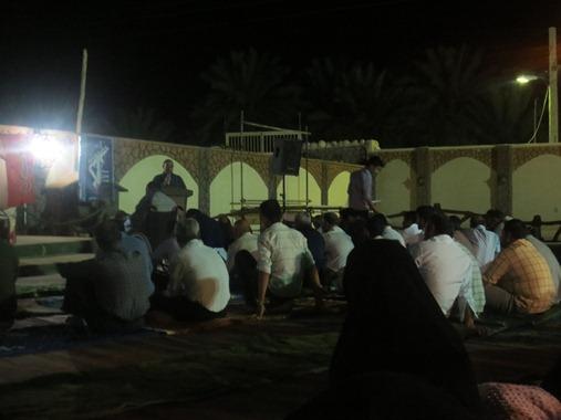 برگزاری مراسم میلاد امام حسین(ع) و روز پاسدار